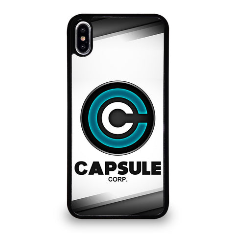 DRAGON BALL CAPSULE CORP 1 iPhone XS Max Case Cover