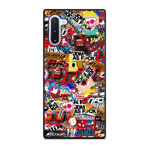 DRIFTING SPORTS CARS 1 Samsung Galaxy Note 10 Case Cover