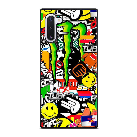 DRIFTING SPORTS CARS 2 Samsung Galaxy Note 10 Case Cover