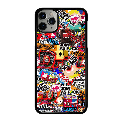 DRIFTING SPORTS CARS 1 iPhone 11 Pro Max Case Cover