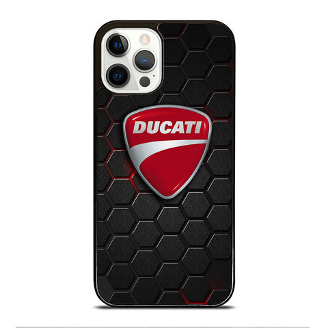 DUCATI 2 iPhone 12 Pro Case Cover