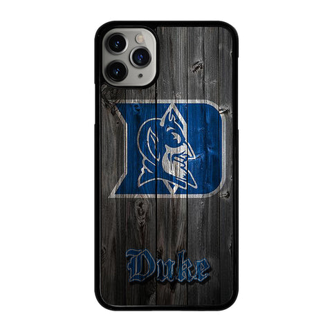 DUKE BLUE DEVILS 3 iPhone 11 Pro Max Case Cover