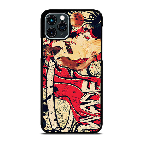 DWYANE WADE 1 iPhone 11 Pro Case Cover