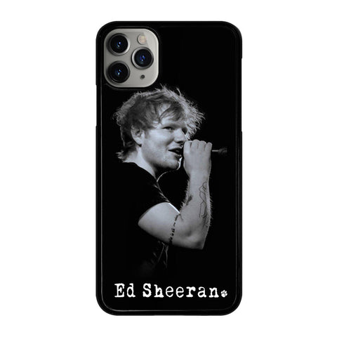 ED SHEERAN 2 iPhone 11 Pro Max Case Cover