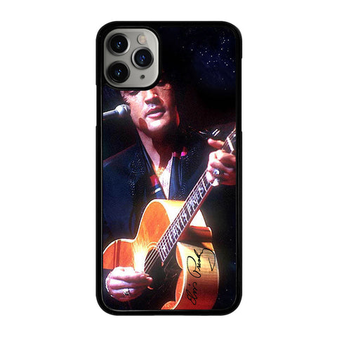 ELVIS PRESLEY KING iPhone 11 Pro Max Case Cover