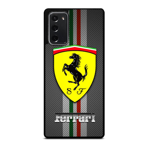 FERRARI 3 Samsung Galaxy Note 20 Case Cover