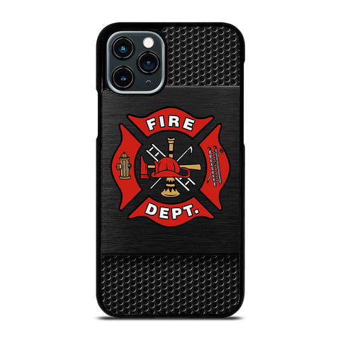 FIREFIGHTER FIREMAN 2 iPhone 11 Pro Case Cover