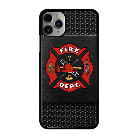 FIREFIGHTER FIREMAN 2 iPhone 11 Pro Max Case Cover