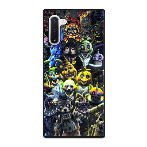 FIVE NIGHTS AT FREDDY'S FNAF Samsung Galaxy Note 10 Case Cover