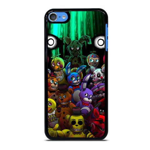FIVE NIGHTS AT FREDDY'S GANG iPod Touch 7 Case Cover