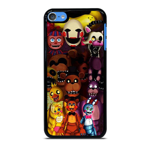 FIVE NIGHTS AT FREDDY'S WORLD iPod Touch 7 Case Cover