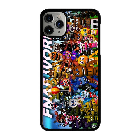 FIVE NIGHTS AT FREDDY'S ALL iPhone 11 Pro Max Case Cover