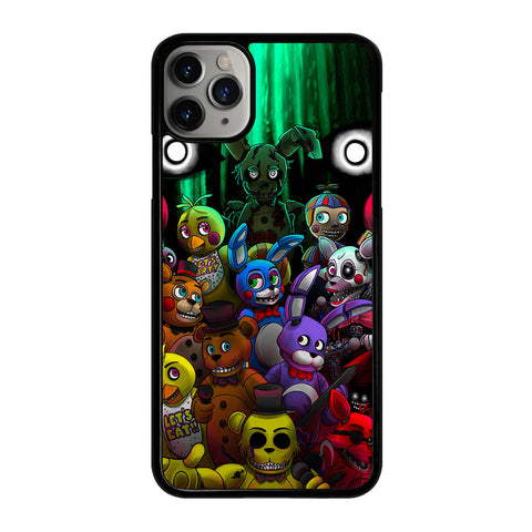 FIVE NIGHTS AT FREDDY'S GANG iPhone 11 Pro Max Case Cover