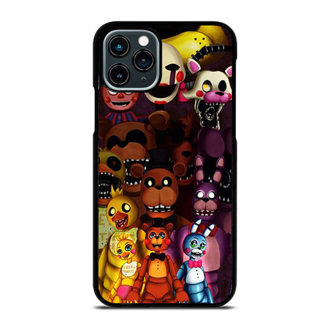 FIVE NIGHTS AT FREDDY'S WORLD iPhone 11 Pro Case Cover