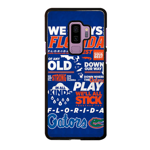 FLORIDA GATORS SQUAD Samsung Galaxy S9 Plus Case Cover