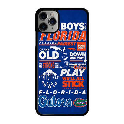 FLORIDA GATORS SQUAD iPhone 11 Pro Max Case Cover