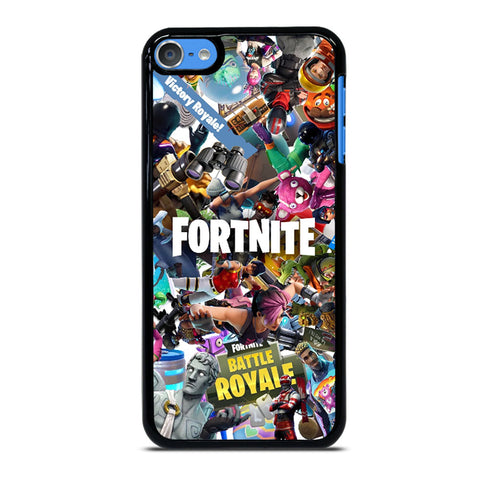FORTNITE BATTLE CHARACTER iPod Touch 7 Case Cover