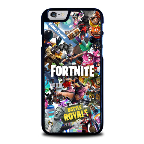 FORTNITE BATTLE CHARACTER iPhone 6 / 6S Case Cover