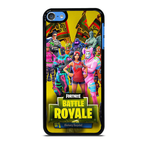 FORTNITE BATTLE ROYALE iPod Touch 7 Case Cover
