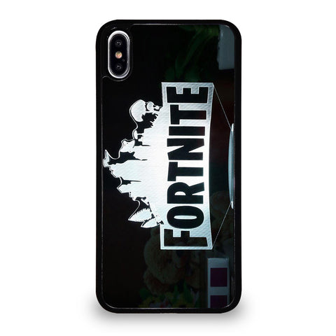 FORTNITE LOGO iPhone XS Max Case Cover