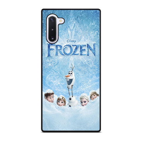 FROZEN HEART Samsung Galaxy Note 10 Case Cover
