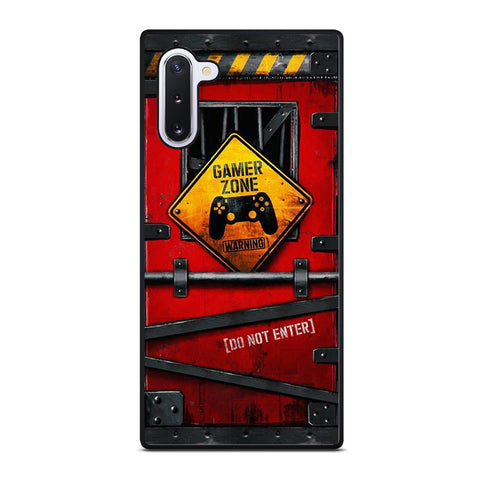 GAMER ZONE PLAYSTATION Samsung Galaxy Note 10 Case Cover