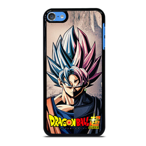 GOKU X BLACK DRAGON BALL SUPER iPod Touch 7 Case Cover