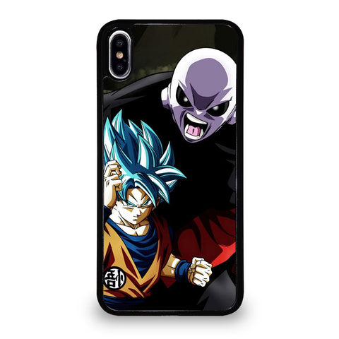 GOKU VS JIREN 2 iPhone XS Max Case Cover