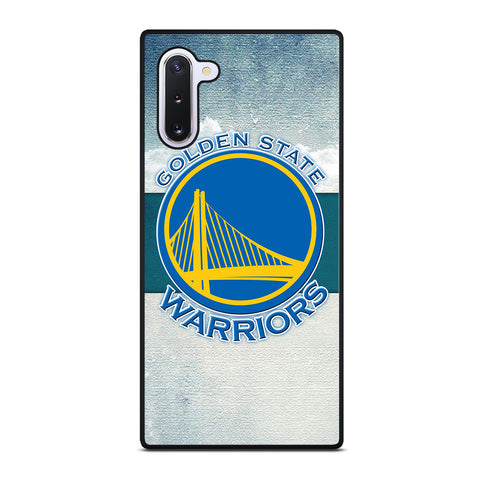 GOLDEN STATE WARRIORS 1 Samsung Galaxy Note 10 Case Cover