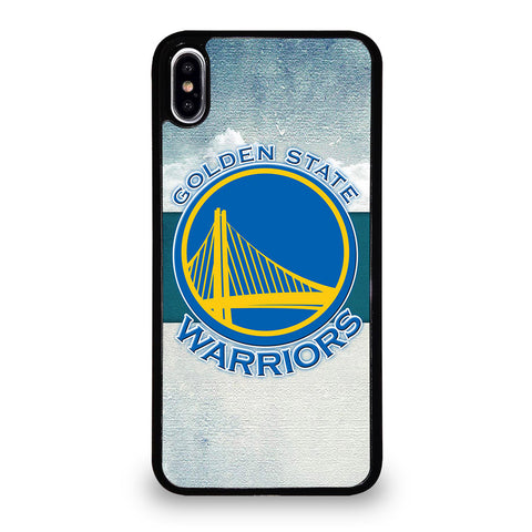 GOLDEN STATE WARRIORS 1 iPhone XS Max Case Cover