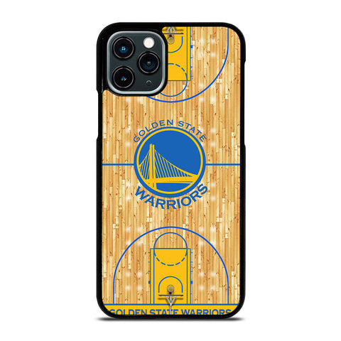 GOLDEN STATE WARRIORS COURT iPhone 11 Pro Case Cover