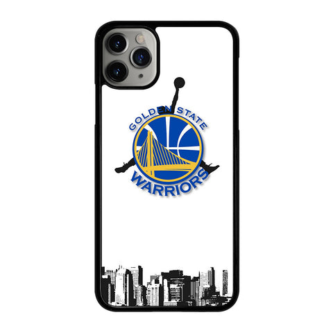 GOLDEN STATE WARRIORS JORDAN iPhone 11 Pro Max Case Cover