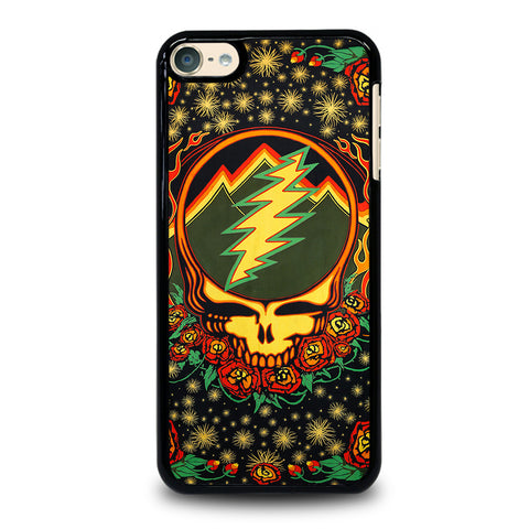 GRATEFUL DEAD ART iPod Touch 6 Case Cover