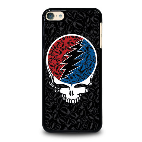GRATEFUL DEAD FACE iPod Touch 6 Case Cover