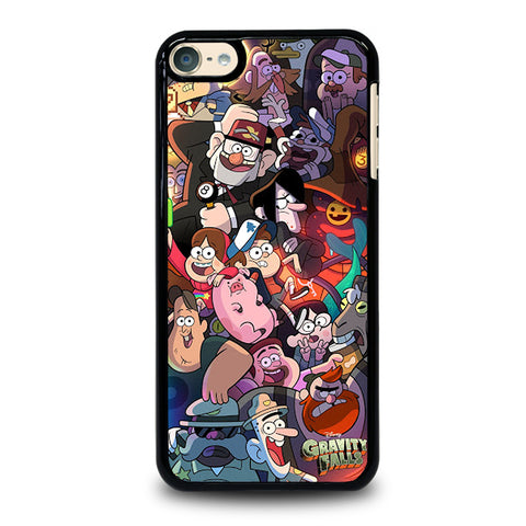 GRAVITY FALLS CHARACTER iPod Touch 6 Case Cover