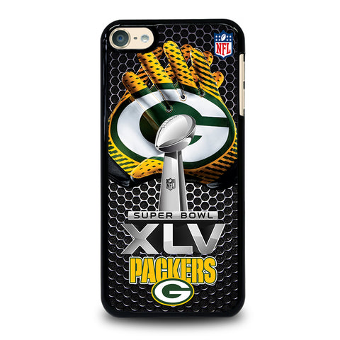GREEN BAY PACKERS SUPER BOWL XLV iPod Touch 6 Case Cover