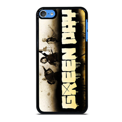 GREEN DAY iPod Touch 7 Case Cover