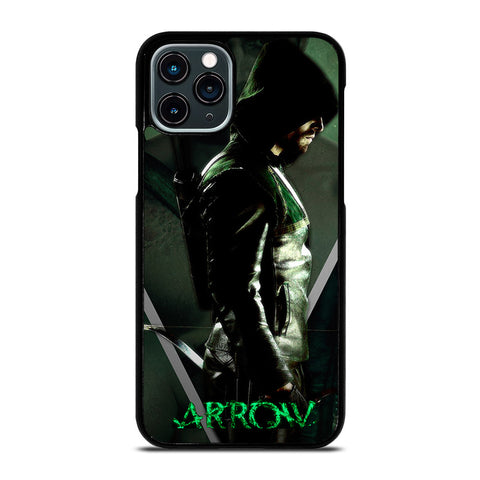 GREEN ARROW DC 2 iPhone 11 Pro Case Cover