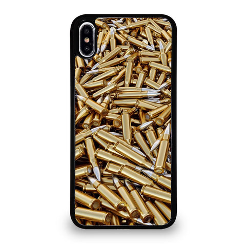 GUN AMMO AMMUNITION 2 iPhone XS Max Case Cover