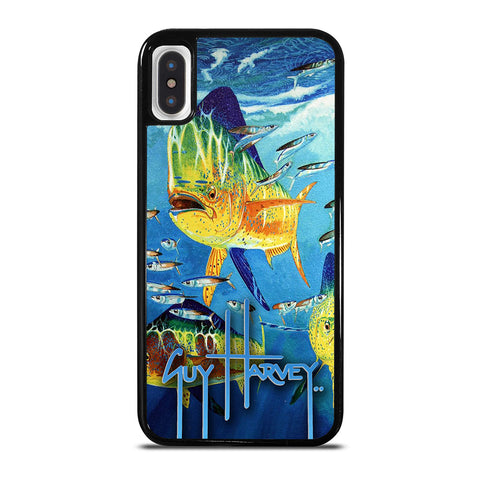 GUY HARVEY ISLAND 3 iPhone X / XS Case Cover