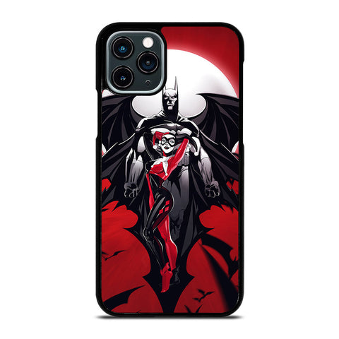 HARLEY QUINN AND BATMAN iPhone 11 Pro Case Cover