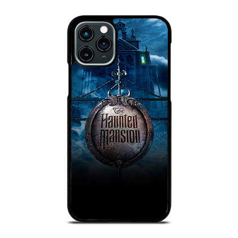 HAUNTED MANSION LOGO iPhone 11 Pro Case Cover