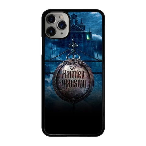 HAUNTED MANSION LOGO iPhone 11 Pro Max Case Cover