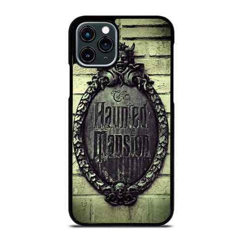 HAUNTED MANSION SIGN iPhone 11 Pro Case Cover