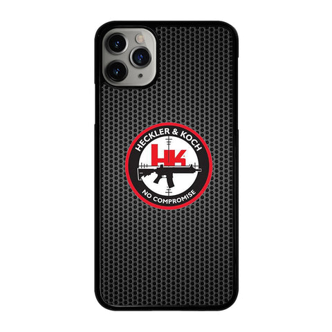 HECKLER AND KOCH LOGO 1 iPhone 11 Pro Max Case Cover
