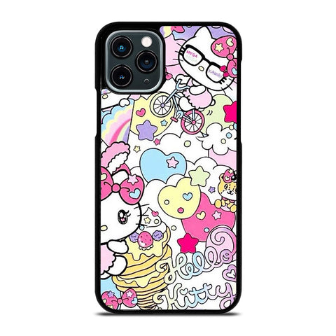 HELLO KITTY 2 iPhone 11 Pro Case Cover