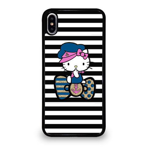 HELLO KITTY 3 iPhone XS Max Case Cover