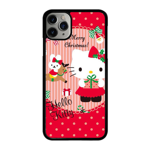 HELLO KITTY CHRISTMAS iPhone 11 Pro Max Case Cover