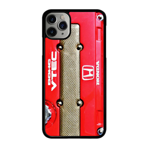 HONDA DOHC VTEC ENGINE iPhone 11 Pro Max Case Cover