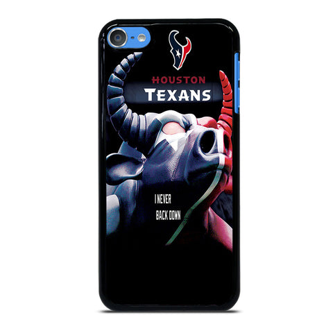 HOUSTON TEXANS 1 iPod Touch 7 Case Cover
